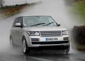 Range Rover 4.4L (BMW Engine) converted to Vialle LSi Autogas System