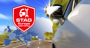 Stag Europe Warranty