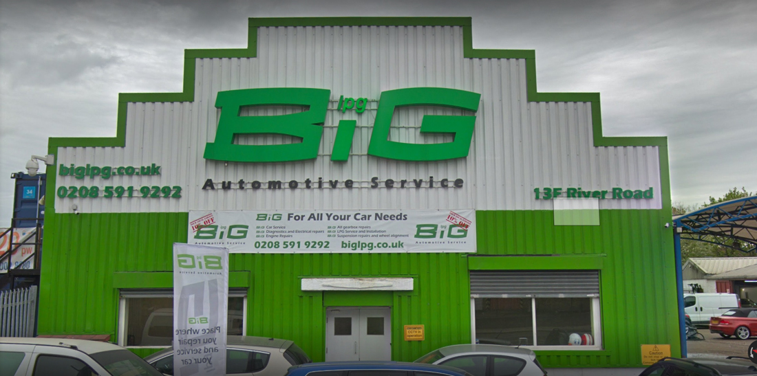 Big LPG Autogas Conversions Specialist in London, Barking