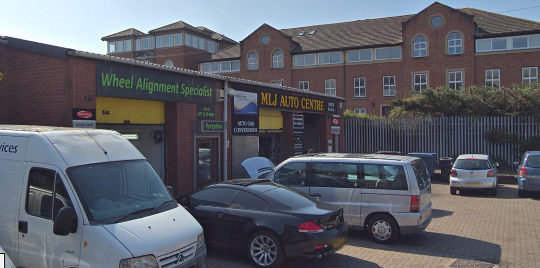 MLJ Autogas Southampton