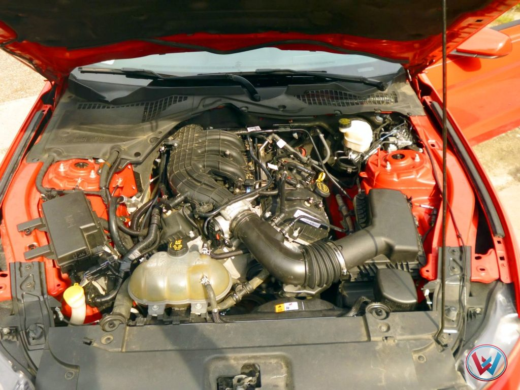 Ford Mustang 3 7 V6 Engine Ford Cyclone 305hp Autogas