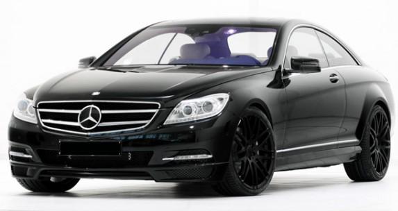 Mercedes Mercedes CL W216 63