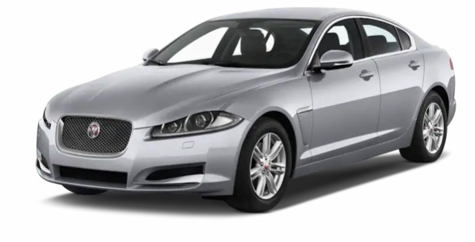 Jaguar XF SV8 4,2 420 HP